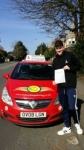 Will Baker passed with Brake Or Bump Driving