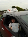 KATHERINE MACLENNAN/ CONDORRAT passed with Learner2pass