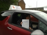 JANE KERR/KIRKINTILLOCH passed with Learner2pass
