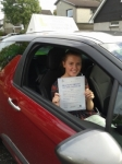 OLIVIA MCGLADE,KILDRUM passed with Learner2pass