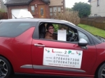 STEPHEN MC KELLER / CARRICKSTONE passed with Learner2pass