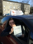 DARREN MC COLL,CUMBERNAULD, passed with Learner2pass