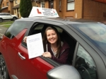 MEGAN GIBSON/BLACKWOOD passed with Learner2pass