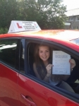 SOPHIE BATEMAN CUMBERNAULD passed with Learner2pass