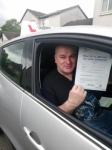 IAN ROSS CUMBERNAULD passed with Learner2pass