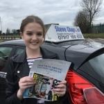 Charlotte Whetstone passed with Steve Chaplin Driving School