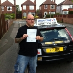 David Paylor passed with Steve Chaplin Driving School
