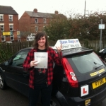 Liam Slack passed with Steve Chaplin Driving School