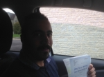 Husain Halaibi from Gloucester passed with Mike Williams Driving School