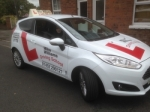 Hanna Mahmood of Gloucester passed with Mike Williams Driving School