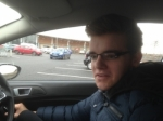 Jack Dawson of Gloucester passed with Mike Williams Driving School