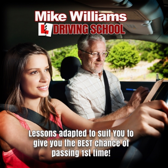 Driving Lessons Cirencester - Mike Williams Driving School