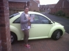 Hayleigh passed with Clover School of Motoring