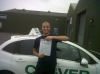 Akrem passed with Clover School of Motoring