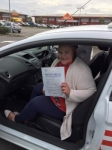 Abby passed with Clover School of Motoring