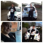 4 in one week passed with Clover School of Motoring