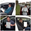 More happy faces passed with Clover School of Motoring