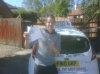 passed first time passed with Clover School of Motoring