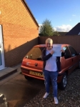 Sian passed with Clover School of Motoring