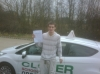 Simon passed passed with Clover School of Motoring