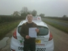 I passed 1st time passed with Clover School of Motoring