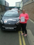 Anna passed with Clear Roads