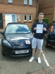 Ben passed with Clear Roads