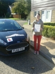 Emma passed with Clear Roads