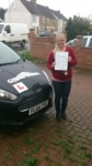 Gosia passed with Clear Roads