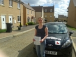 Harriet passed with Clear Roads
