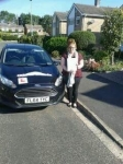 Hollie passed with Clear Roads