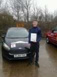Jack passed with Clear Roads