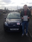 Jozef passed with Clear Roads