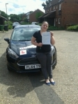 Katerina passed with Clear Roads