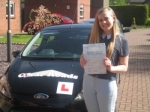 Kayleigh passed with Clear Roads
