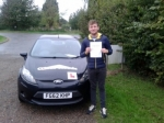 Kieran passed with Clear Roads