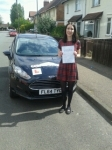 Lucy passed with Clear Roads