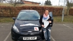 Milda passed with Clear Roads