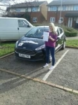 Nicola passed with Clear Roads