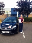 Poppy passed with Clear Roads