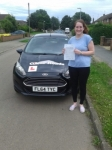 Rebecca passed with Clear Roads