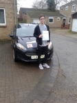 Ryan passed with Clear Roads