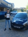 Chris passed with Clear Roads