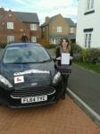 Jade passed with Clear Roads