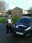 Kev passed with Clear Roads