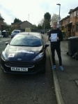Reece passed with Clear Roads