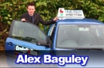 Alex Baguley passed with Craig Polles Driver Training