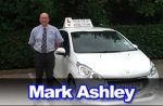 Mark Ashley passed with Craig Polles Driver Training