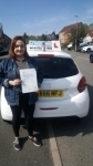 Georgia Swift passed with Craig Polles Driver Training
