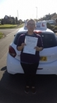 Cath Chem passed with Craig Polles Driver Training